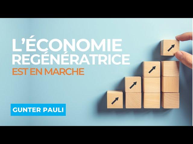 G.PAULI : L'économie régénératrice est en marcheGünter Pauli – Le «Steve Jobs du développement durable»; Il promeut sans relâche sur toute la planète un grand dans toute la planète liées non seulement à l'économie circulaire, mais aussi à «l'écologie positive», qu'il appelle l'économie bleue. Ici, il ne s'agit pas d'être moins mauvais, de produire moins de déchets, mais d'être bon depuis […]