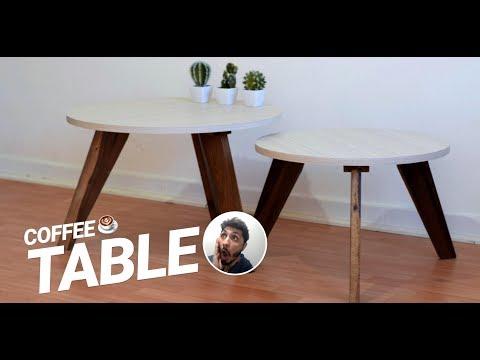 Mesas redondas - Estilo nórdico