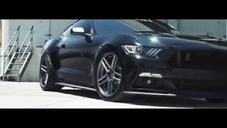 "Supercharged Ford Mustang GT  | Velgen Wheels Split5 | 20"""