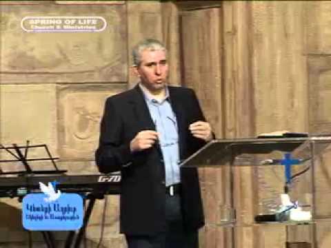Սամուէլ Սաւուղը Իշխան Կ'օծէ - Օծութիւնը Կը Հոգայ  (Ա.Թագաւորաց 10.1-27)
