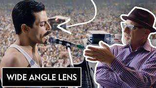 Cinematographer Explains 3 Different Camera Lenses   Vanity Fair