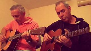 Private Investigations - Dire Straits cover by Barry Thomson