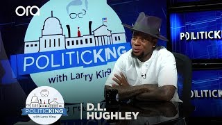 D.L. Hughley talks Donald Trump and new book