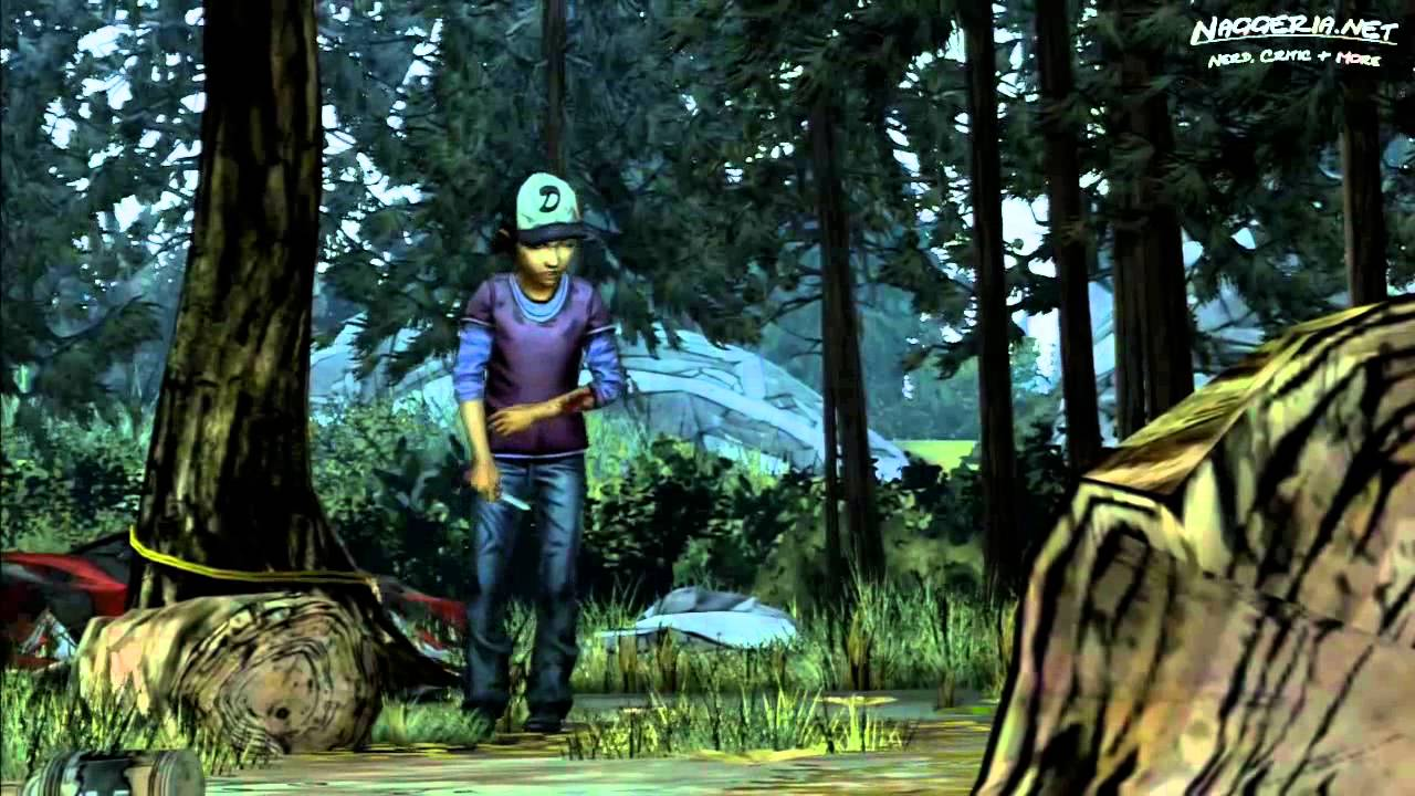 Let's Play The Walking Dead: Season 2 Episode 1 – All That Remains