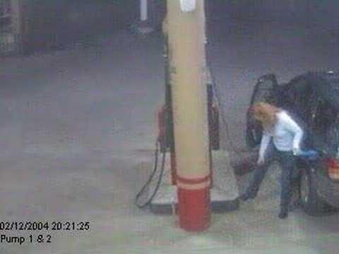 Das Benzin in den Dieselmotor zu gießen