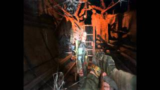 Metro 2033 i3 530 gameplay