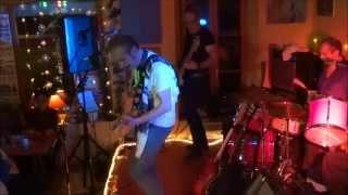 STINGER (power trio) - Rack' em up (Jonny Lang)