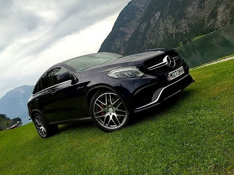 2016 Mercedes Benz AMG GLE 63 S COUPE FIRST DRIVE REVIEW