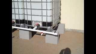 Rainwater Harvesting Using IBC Tote System