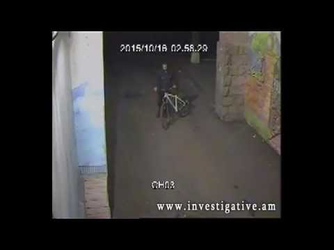 Տեսախցիկներն արձանագրել են հեծանիվի գողության դրվագը (Տեսանյութ և լուսանկարներ)