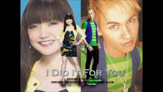 Charice Feat. Drew Ryan Scott - I Did It For You
