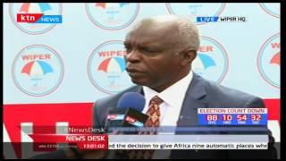 Wiper nominates Kalonzo Musyoka's son for EALA