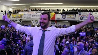 Nationalist Right Lega Becomes Italy's Most Popular Party!!!