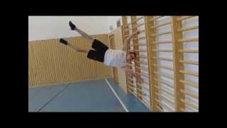 Additional Training Exercises for Javelin Throw