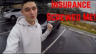 Getting Screwed On My Insurance For My 700HP Audi RS6!