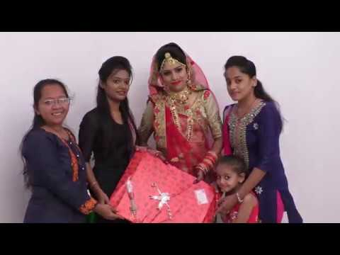 urvi and ankit wedding vidio part 1