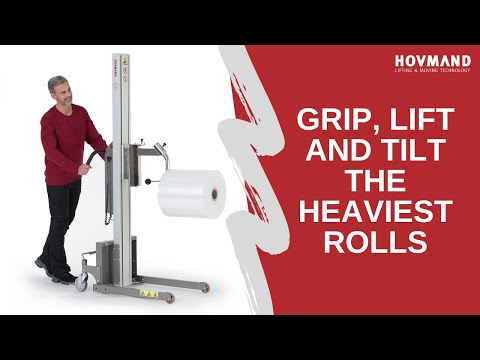 HOVMAND_Ergonomic ways to lift reels Icon