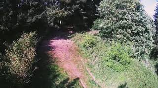 Hglrc Sector 132 6s Fpv Freestyle practice.