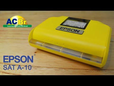 Conheça o SAT A-10 da Epson