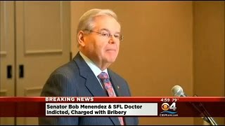 New Jersey Senator And South Florida Doctor Indicted In Federal Corruption Case