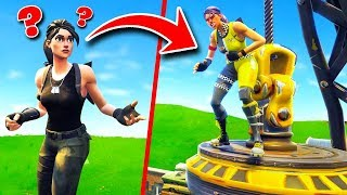 Hide & Seek with Defaults In Fortnite Battle Royale!