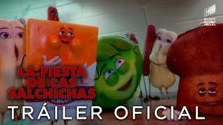LA FIESTA DE LAS SALCHICHAS. Tráiler Oficial en español HD. Ya en cines.