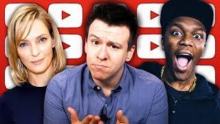 Horrifying Uma Thurman Video Released, Cover-Up Allegations, and KSI & Joe Weller Push Limits