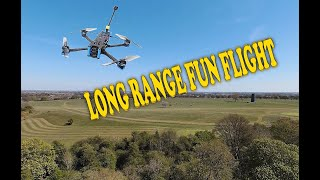 LONG RANG FPV here we go again