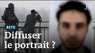 Attentat à Strasbourg: quand diffuser la photo d