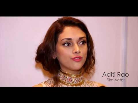 Aditi Rao Hydari's Tip for Aspiring Models