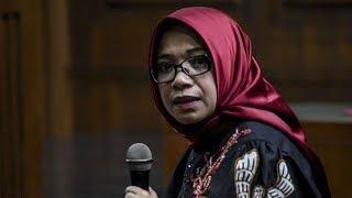 Hak Politik Eni Maulani Saragih Dicabut Hakim