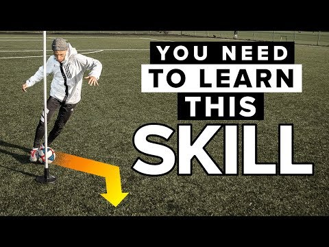 Beat every defender with this football skill | Learn La Croqueta
