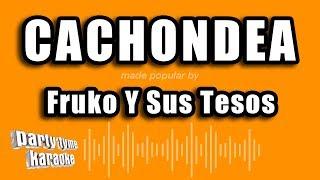 """Video thumbnail of """"Fruko Y Sus Tesos - Cachondea (Versión Karaoke)"""""""