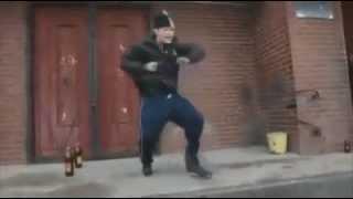 Ruskej dubstepovej taneček / Russian dubstep dancer