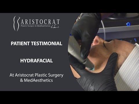 Patient Testimonial: Hydrafacial