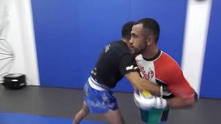 warrior's fight club MMA