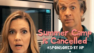 Summer Camp is Cancelled - Sponsored by HP #PrintPlayLearn