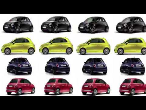 60 years of an icon – The Fiat 500