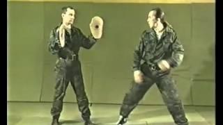 Особенности ударов руками в боевом самбо - Видео онлайн
