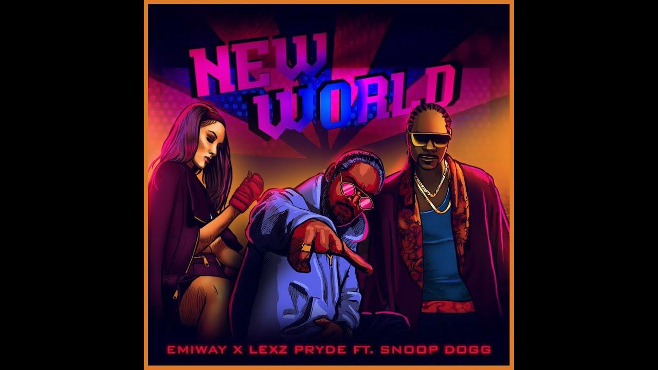 NEW WORLD Remix Lyrics in English - Emiway Bantai, Lexz Pryde and Snoop Dogg