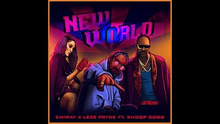 Emiway X Lexz Pryde X Snoop Dogg - NEW WORLD Remix (Prod by Kiran Bengal and Nick Price)