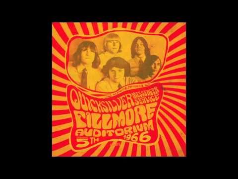 Quicksilver Messenger Service - Pride Of Man (Fillmore Auditorium)