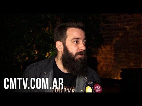 Piti Fernández video Conmigo mismo - Entrevista Julio 2017