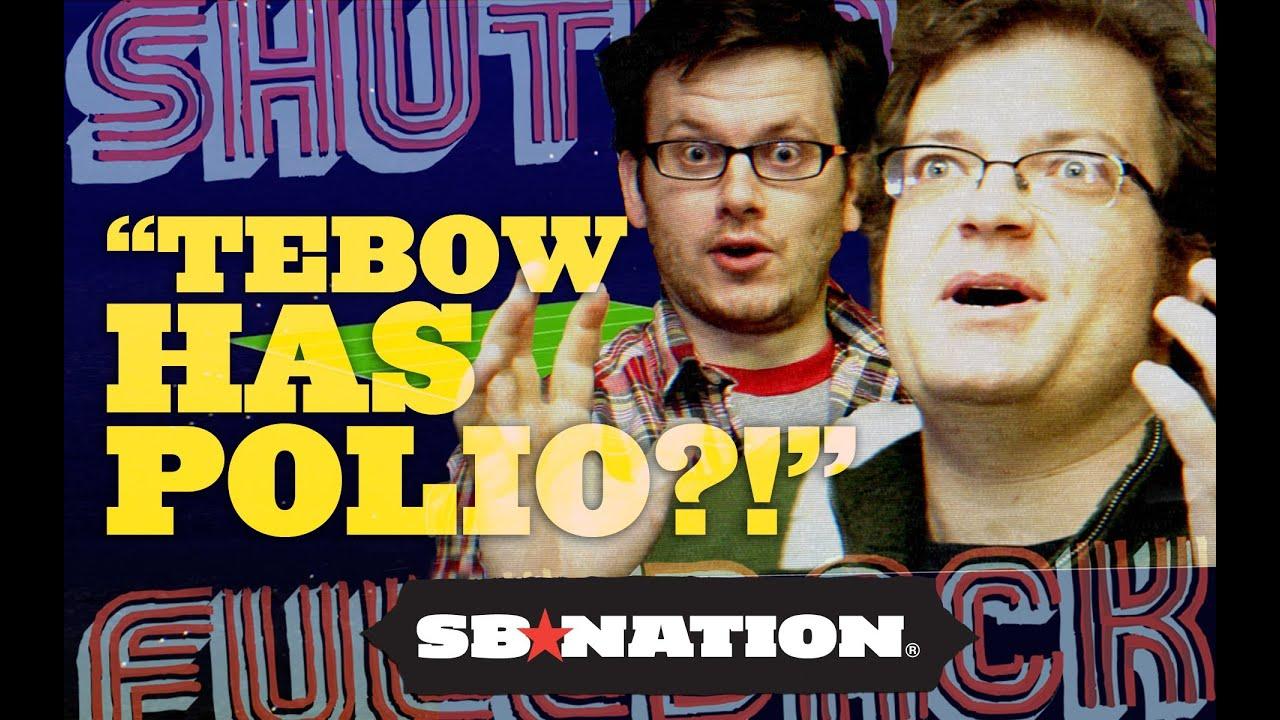 """The """"Tebow Has Polio?!"""" Episode - Shutdown Fullback thumbnail"""