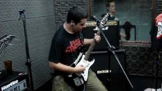 Gory - Meticulous Invagination (Aborted Cover)