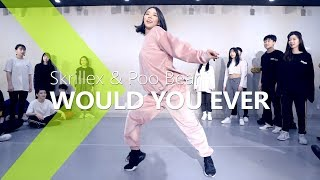 Skrillex & Poo Bear   Would You Ever  HAZEL Choreography .