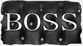 BOSS - Doubletime Gangsta Rap Kollegah Style Beat   Trap Sample Pack Hip Hop Instr (Mix)