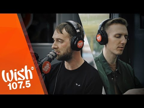 "HONNE (feat. Beka) performs ""Location Unknown"" LIVE on Wish 107.5 Bus"