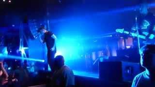 Dropkick Murphys - 3rd Man In (Houston 03.02.14) HD
