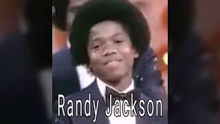Randy Jackson ? Mandela Effect Jackson 5 - 1/2